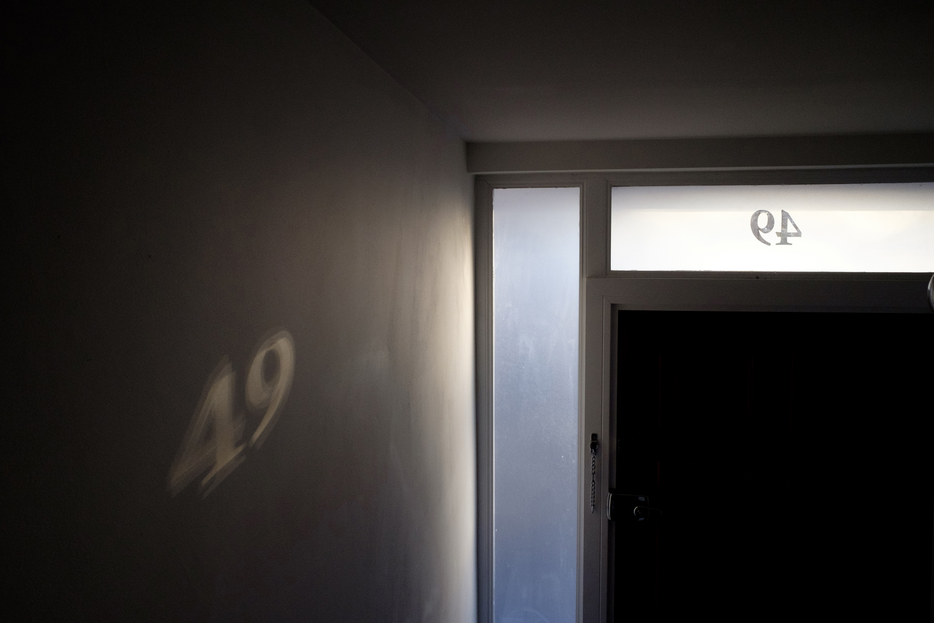 An image from the project 'Grey Areas', a photography project by Jaspal Channa featured on blume